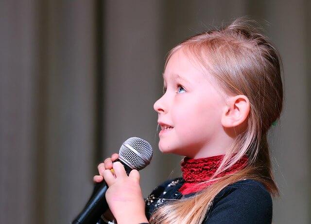 Cursuri de canto pentru copii