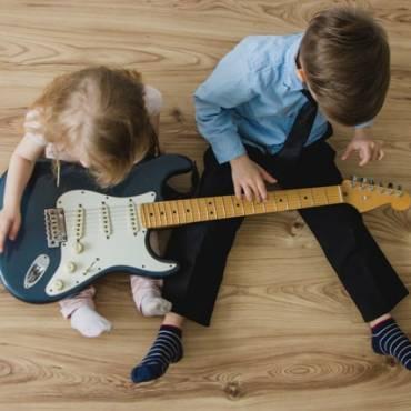 Cursuri de muzica pentru Copii