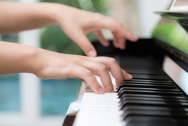 Cursuri de pian Copii & Adulti
