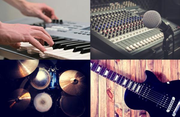 cursuri pian, canto, chitara, tobe, Band Music School