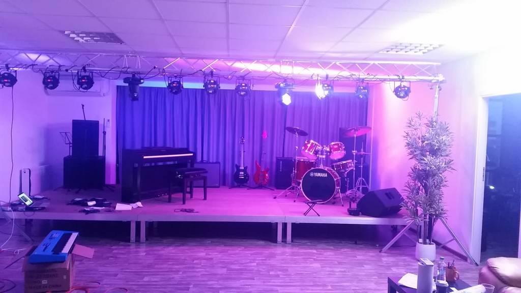 Sala de spectacole Band Music School